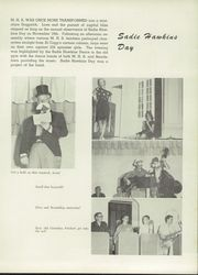 Page 15, 1958 Edition, Macomb High School - Spiderweb Yearbook (Macomb, IL) online yearbook collection