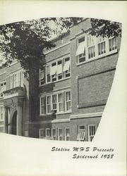 Page 7, 1958 Edition, Macomb High School - Spiderweb Yearbook (Macomb, IL) online yearbook collection