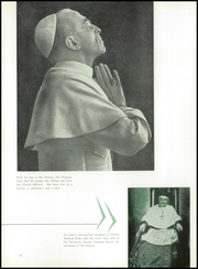 Page 10, 1957 Edition, St Benedict High School - Benoit Yearbook (Chicago, IL) online yearbook collection