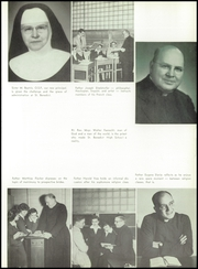 Page 11, 1957 Edition, St Benedict High School - Benoit Yearbook (Chicago, IL) online yearbook collection