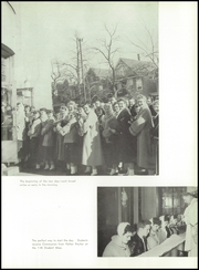 Page 13, 1957 Edition, St Benedict High School - Benoit Yearbook (Chicago, IL) online yearbook collection
