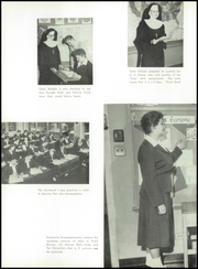 Page 16, 1957 Edition, St Benedict High School - Benoit Yearbook (Chicago, IL) online yearbook collection