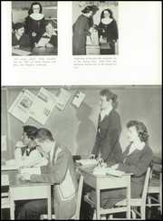 Page 17, 1957 Edition, St Benedict High School - Benoit Yearbook (Chicago, IL) online yearbook collection