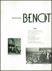 Page 6, 1957 Edition, St Benedict High School - Benoit Yearbook (Chicago, IL) online yearbook collection