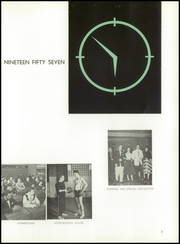 Page 7, 1957 Edition, St Benedict High School - Benoit Yearbook (Chicago, IL) online yearbook collection