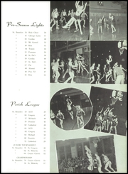 Page 75, 1958 Edition, St Benedict High School - Benoit Yearbook (Chicago, IL) online yearbook collection