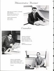Page 12, 1966 Edition, Lemont Township High School - Keepotawn Yearbook (Lemont, IL) online yearbook collection