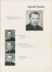 Page 31, 1950 Edition, Alleman High School - Pioneer (Rock Island, IL) online yearbook collection