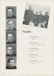 Page 32, 1950 Edition, Alleman High School - Pioneer (Rock Island, IL) online yearbook collection
