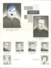 Page 8, 1965 Edition, Alleman High School - Pioneer (Rock Island, IL) online yearbook collection