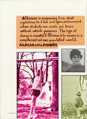 Page 10, 1972 Edition, Alleman High School - Pioneer (Rock Island, IL) online yearbook collection