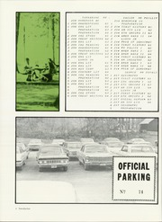 Page 8, 1972 Edition, Alleman High School - Pioneer (Rock Island, IL) online yearbook collection