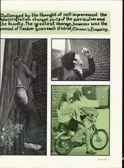 Page 9, 1972 Edition, Alleman High School - Pioneer (Rock Island, IL) online yearbook collection
