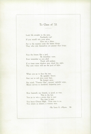 Page 16, 1921 Edition, Clinton High School - Clintonia Yearbook (Clinton, IL) online yearbook collection