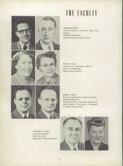 Page 10, 1953 Edition, Clinton High School - Clintonia Yearbook (Clinton, IL) online yearbook collection