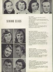 Page 16, 1953 Edition, Clinton High School - Clintonia Yearbook (Clinton, IL) online yearbook collection