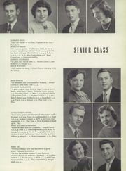 Page 17, 1953 Edition, Clinton High School - Clintonia Yearbook (Clinton, IL) online yearbook collection