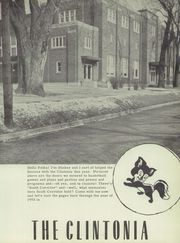 Page 5, 1953 Edition, Clinton High School - Clintonia Yearbook (Clinton, IL) online yearbook collection