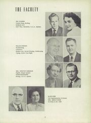Page 7, 1953 Edition, Clinton High School - Clintonia Yearbook (Clinton, IL) online yearbook collection