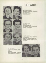 Page 8, 1953 Edition, Clinton High School - Clintonia Yearbook (Clinton, IL) online yearbook collection