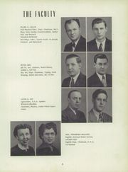 Page 9, 1953 Edition, Clinton High School - Clintonia Yearbook (Clinton, IL) online yearbook collection
