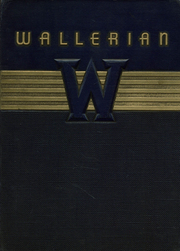 1938 Edition, Waller High School - Wallerian Yearbook (Chicago, IL)