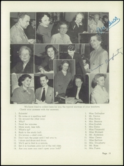 Page 15, 1951 Edition, Waller High School - Wallerian Yearbook (Chicago, IL) online yearbook collection
