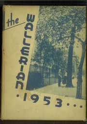 1953 Edition, Waller High School - Wallerian Yearbook (Chicago, IL)