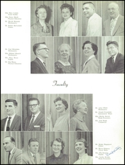 Page 17, 1959 Edition, Waller High School - Wallerian Yearbook (Chicago, IL) online yearbook collection