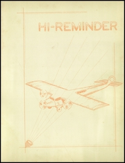 Page 5, 1936 Edition, Herscher High School - Hi Reminder Yearbook (Herscher, IL) online yearbook collection
