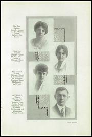 Page 15, 1920 Edition, Marengo Community High School - Yearbook (Marengo, IL) online yearbook collection