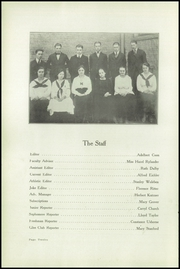 Page 16, 1920 Edition, Marengo Community High School - Yearbook (Marengo, IL) online yearbook collection