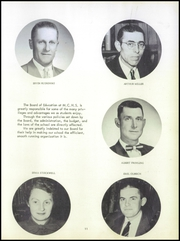 Page 15, 1957 Edition, Marengo Community High School - Yearbook (Marengo, IL) online yearbook collection