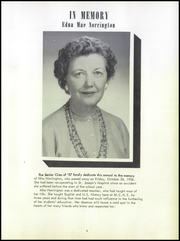 Page 7, 1957 Edition, Marengo Community High School - Yearbook (Marengo, IL) online yearbook collection