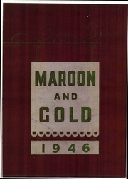 Monmouth High School - Maroon and Gold Yearbook (Monmouth, IL) online yearbook collection, 1946 Edition, Page 1