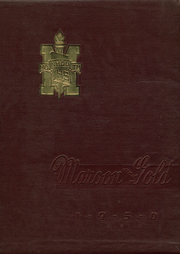 Monmouth High School - Maroon and Gold Yearbook (Monmouth, IL) online yearbook collection, 1950 Edition, Page 1