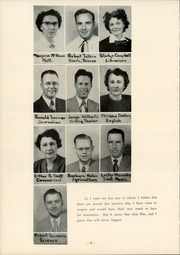 Page 14, 1951 Edition, Monmouth High School - Maroon and Gold Yearbook (Monmouth, IL) online yearbook collection
