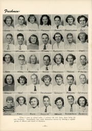 Page 16, 1951 Edition, Monmouth High School - Maroon and Gold Yearbook (Monmouth, IL) online yearbook collection
