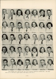 Page 17, 1951 Edition, Monmouth High School - Maroon and Gold Yearbook (Monmouth, IL) online yearbook collection