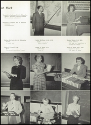 Page 15, 1949 Edition, Lawrenceville High School - Lawrencean Yearbook (Lawrenceville, IL) online yearbook collection