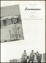 Page 7, 1949 Edition, Lawrenceville High School - Lawrencean Yearbook (Lawrenceville, IL) online yearbook collection