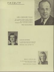 Page 11, 1946 Edition, Mahomet Seymour High School - Retro Yearbook (Mahomet, IL) online yearbook collection