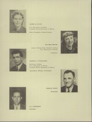 Page 12, 1946 Edition, Mahomet Seymour High School - Retro Yearbook (Mahomet, IL) online yearbook collection