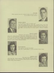 Page 17, 1946 Edition, Mahomet Seymour High School - Retro Yearbook (Mahomet, IL) online yearbook collection