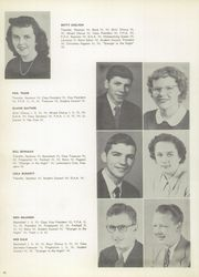 Page 16, 1950 Edition, Mahomet Seymour High School - Retro Yearbook (Mahomet, IL) online yearbook collection