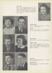 Page 17, 1950 Edition, Mahomet Seymour High School - Retro Yearbook (Mahomet, IL) online yearbook collection