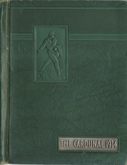 1934 Edition, Dundee Community High School - Cardunal Yearbook (Carpentersville, IL)