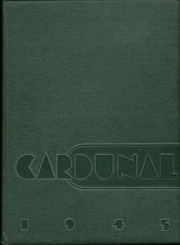 1945 Edition, Dundee Community High School - Cardunal Yearbook (Carpentersville, IL)