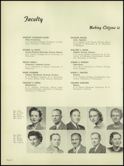 Page 12, 1946 Edition, Dundee Community High School - Cardunal Yearbook (Carpentersville, IL) online yearbook collection