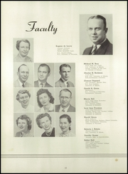 Page 14, 1950 Edition, Dundee Community High School - Cardunal Yearbook (Carpentersville, IL) online yearbook collection